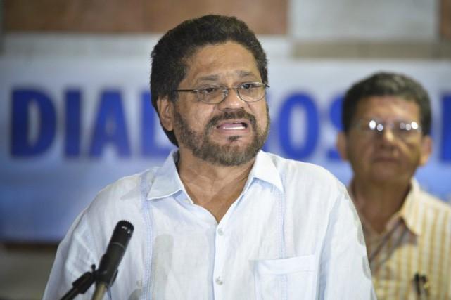 «Les FARC (...) ont décidé de ne pas... (PHOTO ADALBERTO ROQUE, ARCHIVES AFP)