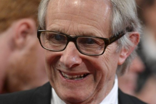 Ken Loach... (Photo: archives AFP)