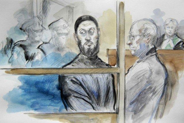 Raed Jaser (sur l'illustration) a été accusé de... (ILLUSTRATION REUTERS)