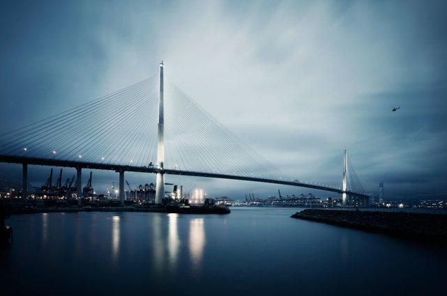 Champlain 2 pourrait tre un beau pont yves boisvert yves boisvert - Pont des arts hong kong ...