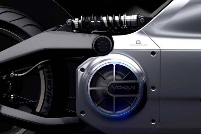 Voxan lèvera le voile sur sa première moto... (Photo fournie par Voxan Motors)