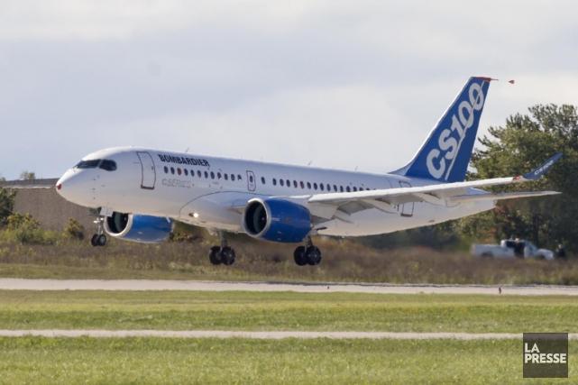 Bombardier a annoncé mercredi un premier client africain... (PHOTO ALAIN ROBERGE, ARCHIVES LA PRESSE)