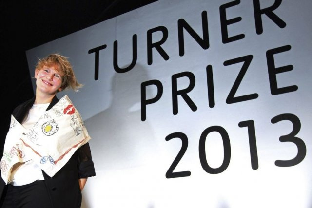 Laure Prouvost... (Photo: AFP)