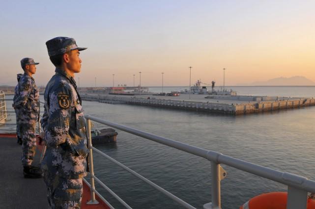 En novembre, Pékin a unilatéralement instauré une zone... (Photo: Reuters)