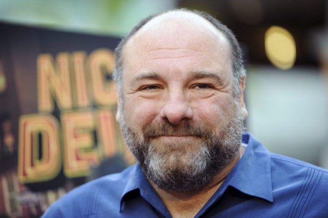 James Gandolfini... (Photo: archives AP)