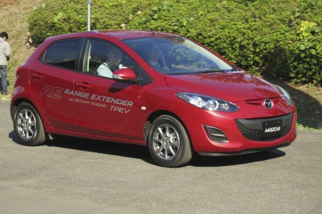 Mazda a mis sont savoir-faire à profit dans... (Photo fournie par Éric Descarries)