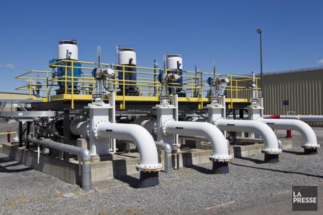 La question du pétrole québécois entraîne souvent une... (Archives La Presse)