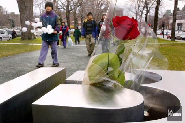 Quatorze femmes ont perdu la vie lorsqu'un tireur-fou... (Photo: archives PC)