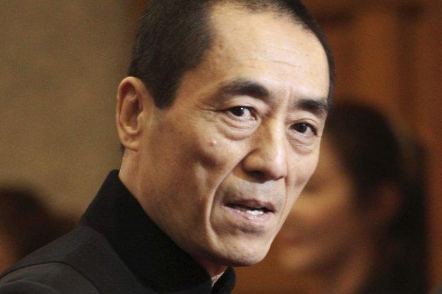 Zhang Yimou... (Photo: archives AP)