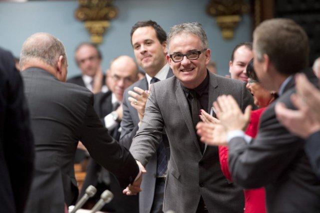 Le projet de loi déposé vendredi par le... (Photo Jacques Boissinot, PC)