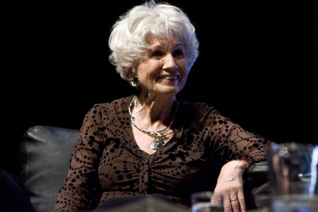 Alice Munro à Toronto en 2009.... (Photo archives La Presse Canadienne)