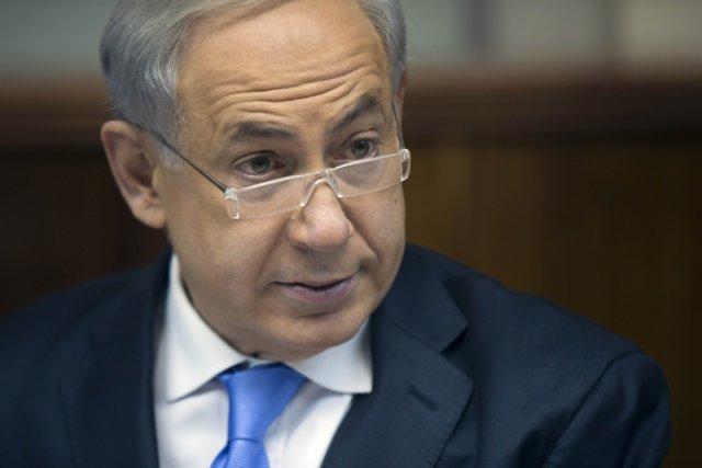 Certains commentateurs n'ont pas manqué de rappeler qu'Israël... (Photo: AFP)