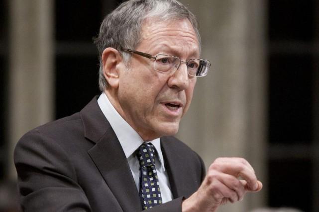 Irwin Cotler estdéputé libéral de Mont-Royal et ancien... (PHOTO ADRIAN WYLD, ARCHIVES LA PRESSE CANADIENNE)