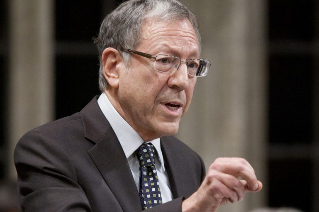 Irwin Cotler... (PHOTO ADRIAN WYLD, ARCHIVES LA PRESSE CANADIENNE)