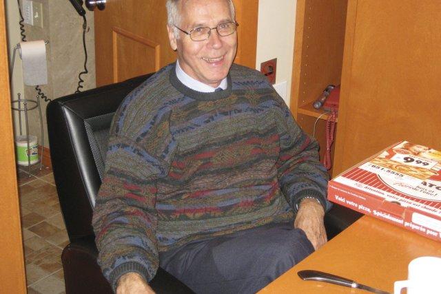Le facteur d'orgues de réputation mondiale, Hellmuth Wolff,... (Photo fournie par la famille)