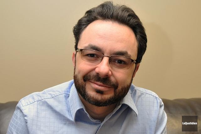 Maxime Roussy a signé les populaires séries Pakkal... (PHOTO ROCKET LAVOIE, ARCHIVES LE QUOTIDIEN)