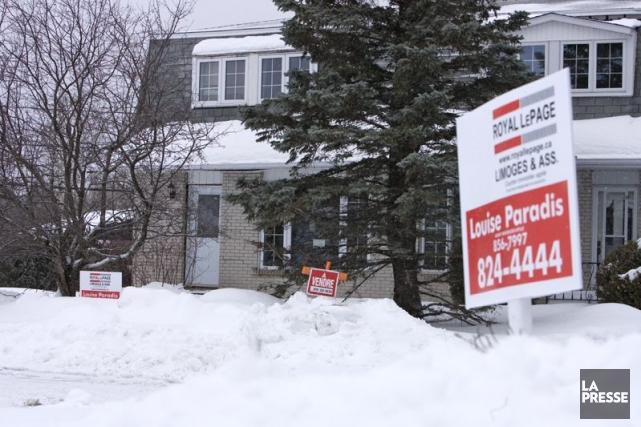 Le prix des maisons a augmenté au Canada lors du dernier trimestre de 2013,... (Photo Alain Roberge, La Presse)