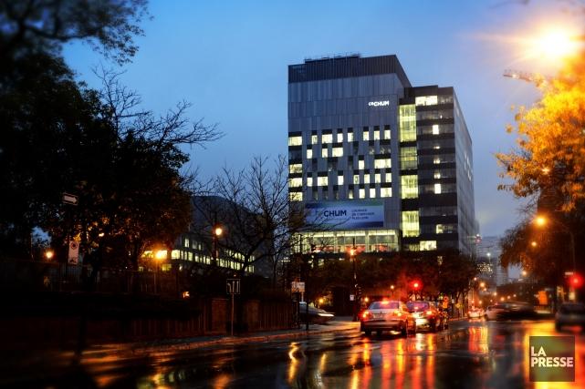 Le déficit anticipé du Centre hospitalier de l'Université de Montréal a grimpé... (Photo Bernard Brault, La Presse)