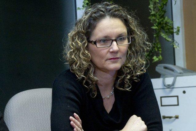 Nicole Poirier... (Photo: Stéphane Lessard, Le Nouvelliste)