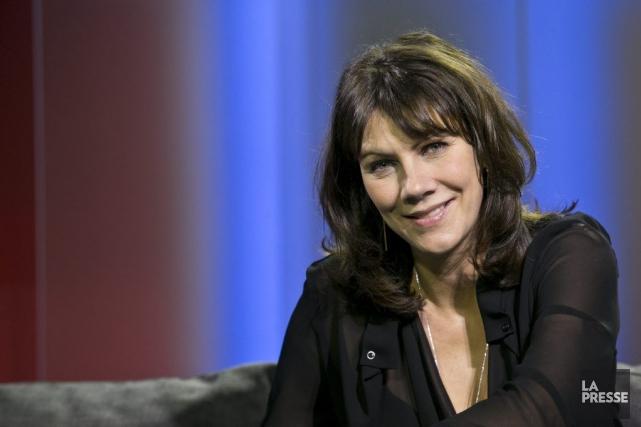 Geneviève Brouillette... (PHOTO HUGO-SÉBASTIEN AUBERT, LA PRESSE)