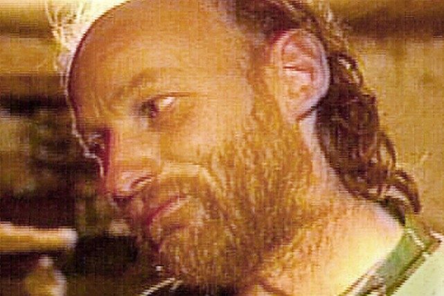 Le tueur en série Robert Pickton.... (PHOTO ARCHIVES, Reuters)