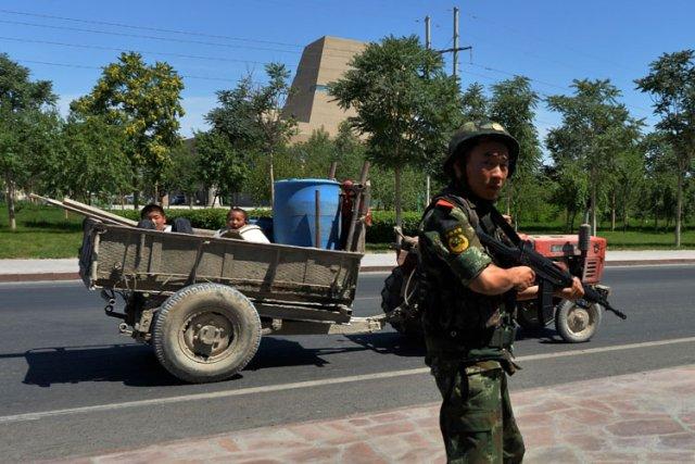 Les autorités ont renforcé leur contrôle sur la... (Photo: AFP)