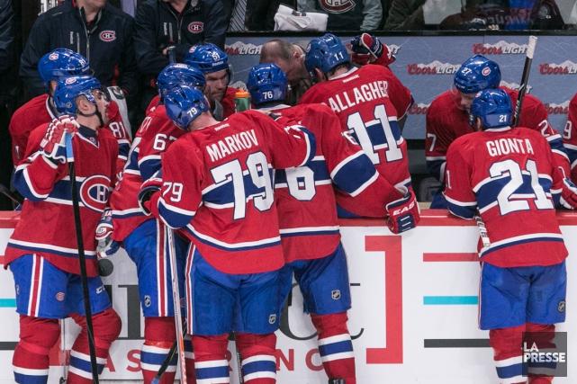 Le Canadien n'a signé qu'une victoire en quatre... (PHOTO HUGO-SÉBASTIEN AUBERT, ARCHIVES LA PRESSE)