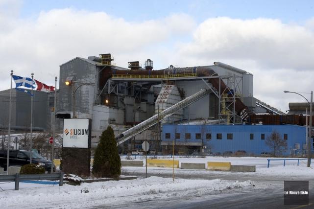 La société mère de Sicilium Québec va fusionner... (Photo Stéphane Lessard, Le Nouvelliste)