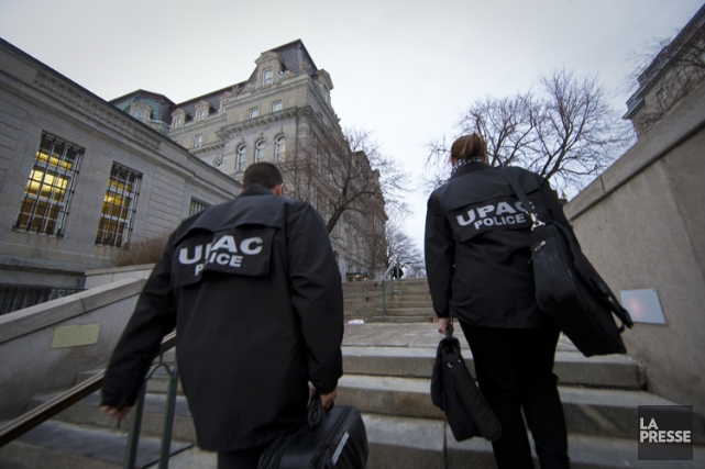En 2014, le travail des enquêteurs de l'UPAC... (Photo: André Pichette, Archives La Presse)