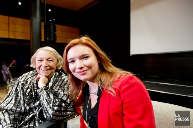 La vie et l'oeuvre de Lise Payette sont... (Photo: Marco Campanozzi, La Presse)