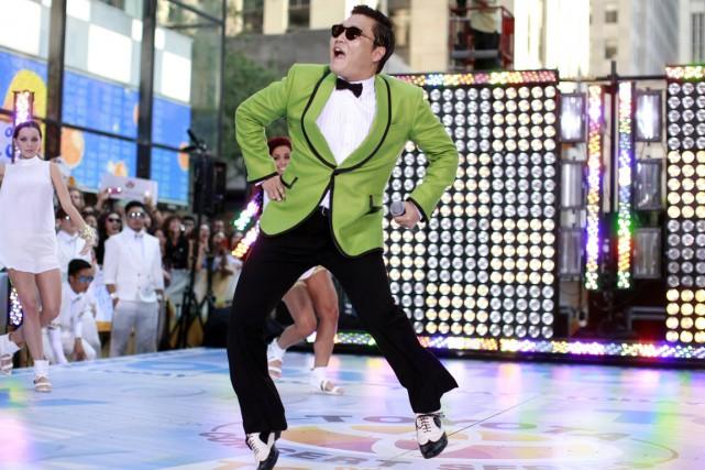 Gangnam Style du chanteur coréen Psydevrait ce week-end... (PHOTO BRENDAN MCDERMID, ARCHIVES REUTERS)