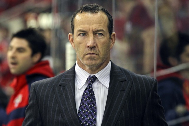 Kevin Dineen... (Photo archives AP)