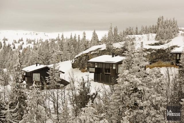 Kvitfjell... (Photo Bernard Brault, La Presse)