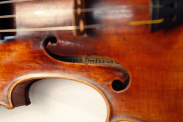 Un Stradivarius... (Photo: archives AFP)