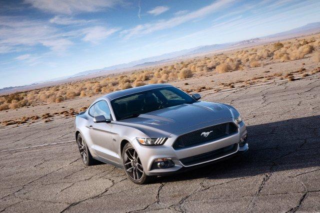 La nouvelle Ford Mustang 2015.... (Photo fournie par Ford)