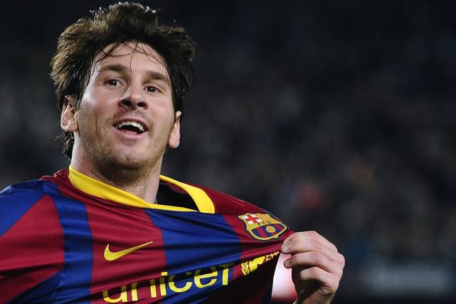 Lionel Messi... (Photo Manu Fernandez, AP)