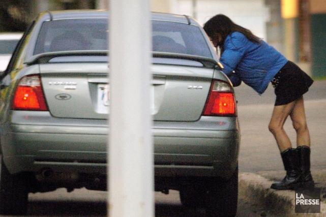 Ces articles de loi exposent des femmes vulnérables... (ARCHIVES LA PRESSE CANADIENNE)