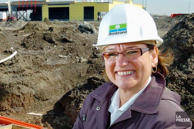 L'ex-mairesse de Boisbriand, Sylvie Saint-Jean.... (Photo: Robert Mailloux, Archives La Presse)