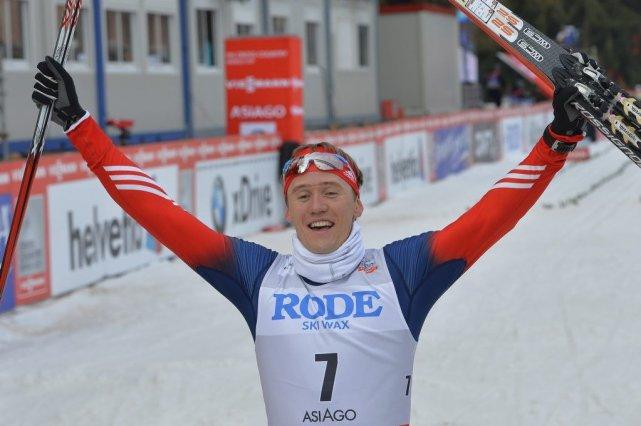 Nikita Kriukov... (PHOTO ANDREAS SOLARO, AFP)