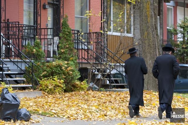 La communauté juive promet d'être active au cours... (Photo Alain Roberge, Archives La Presse)