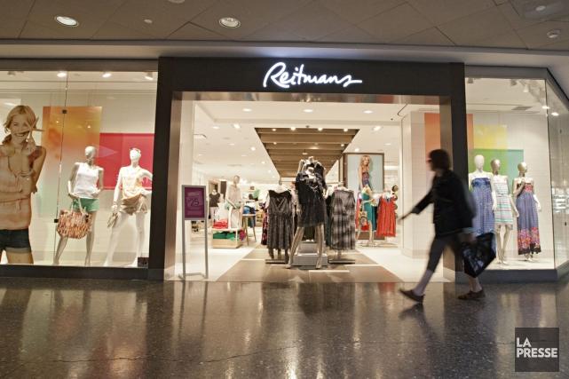 Reitmans ne peut plus se targuer d'être le plus important conglomérat de... (PHOTO ANNE GAUTHIER, LA PRESSE)