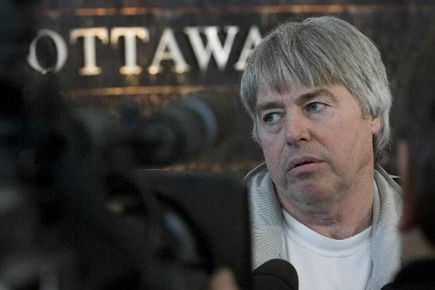 Robert Latimer... (PHOTO ARCHIVES LA PRESSE CANADIENNE)