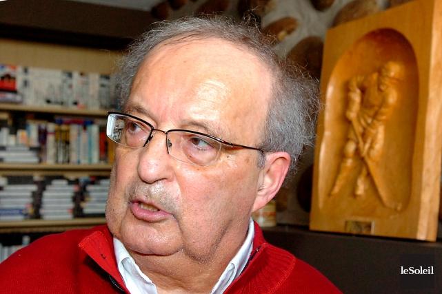 Marc Simoneau... (Photothèque Le Soleil, Jean-Marie Villeneuve)