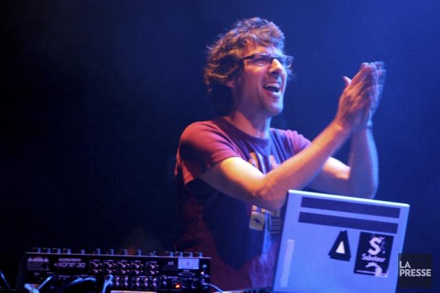 DJ Champion... (PHOTO MARTIN CHAMBERLAND, ARCHIVES LA PRESSE)