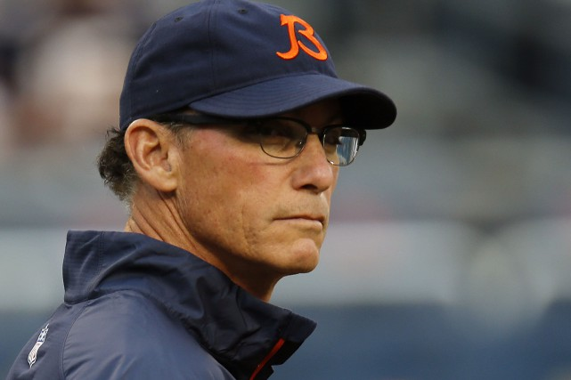 Rien ne va plus pour Marc Trestman avec... (Photo Jim Young, archives Reuters)