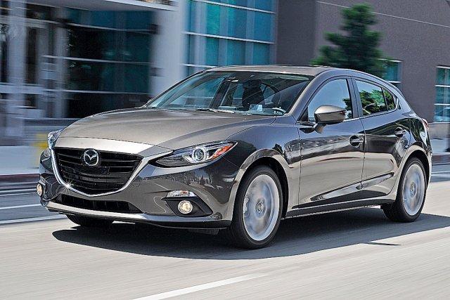 Mazda3 Sport 2014