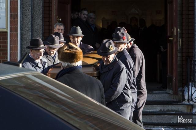 Depuis la mort de Vito Rizzuto, en décembre... (PHOTO OLIVIER PONTBRIAND, LA PRESSE)