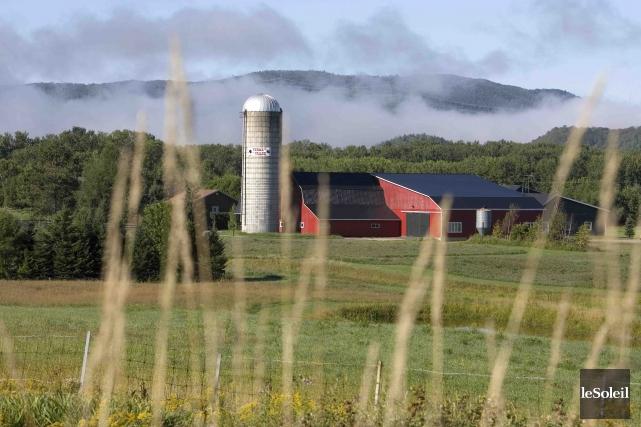 Fiscalement, la vente d'une ferme à une relève... (Photothèque Le Soleil)