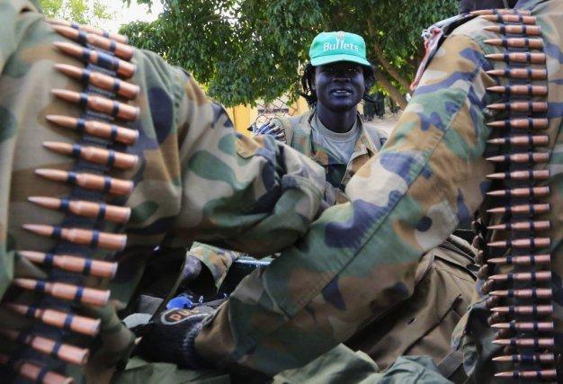 Rapportant les renseignements fournis par des chefs rebelles,... (Photo JAMES AKENA, Reuters)