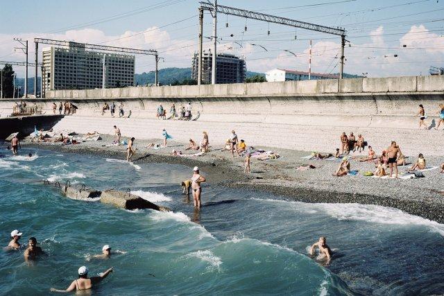 Sotchi est depuis longtemps une station balnéaire pour... (Photo fournie par The Sochi Project)